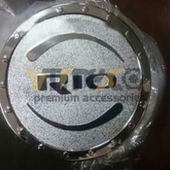 Ốp Nắp Xăng Kia Rio