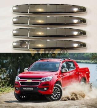 Ốp Tay Cửa Chevrolet Colorado