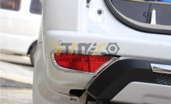 Ốp Viền Đèn Gầm Sau Mitsubishi Pajero Sport