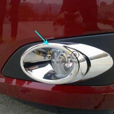 Ốp Viền Đèn Gầm Trước Chevrolet Aveo