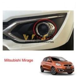 Ốp Viền Đèn Gầm Trước Mitsubishi Mirage