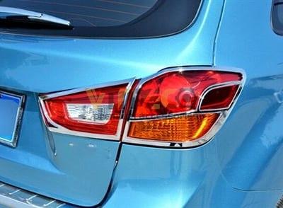 Ốp Viền Đèn Hậu Mitsubishi Outlander