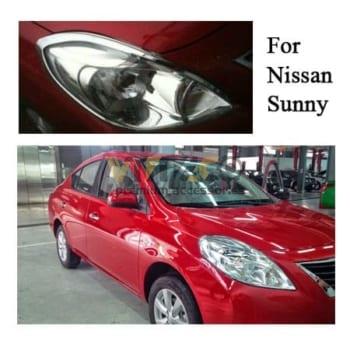 Ốp Viền Đèn Pha Nissan Sunny