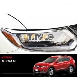 Ốp Viền Đèn Pha Nissan X Trail