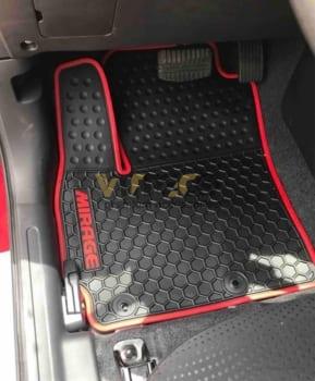 Thảm Lót Sàn Mitsubishi Mirage