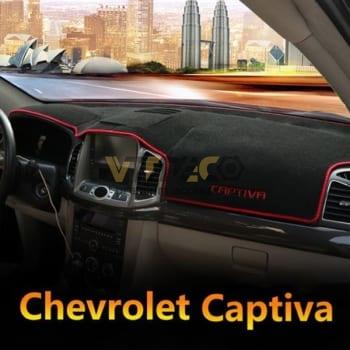 Thảm Taplo Chevrolet Captiva