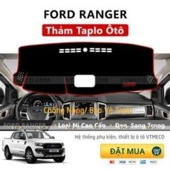 Thảm Taplo Ford Ranger