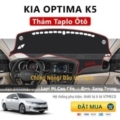 Thảm Taplo Kia Optima K5