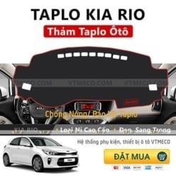 Thảm Taplo Kia Rio