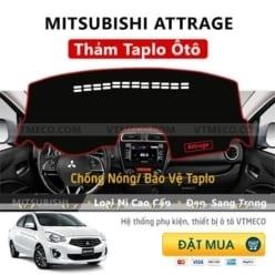 Thảm Taplo Mitsubishi Attrage