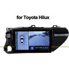 Lắp Camera 360 Độ Cho Ô Tô Toyota Hilux