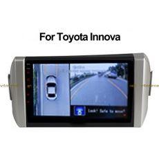 Lắp Camera 360 Độ Cho Ô Tô Toyo Innova