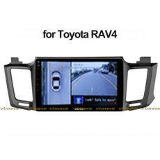 Lắp Camera 360 Độ Cho Ô Tô Toyota Rav4