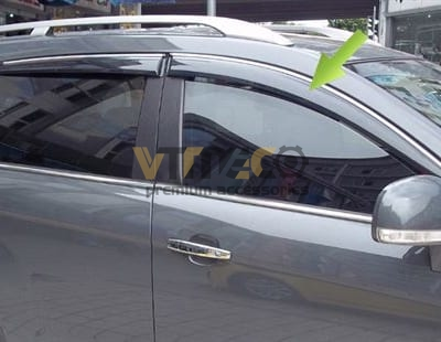 Vè Che Mưa Chevrolet Captiva