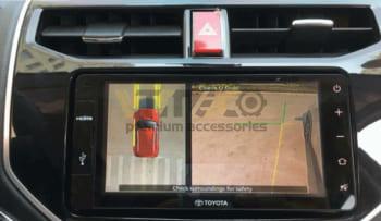 Lắp Camera 360 Độ Cho Ô Tô Toyota Rush 2