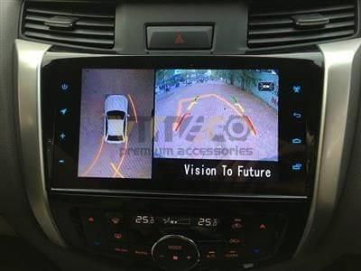 Lắp Camera 360 Độ Cho Ô Tô Toyota Wigo