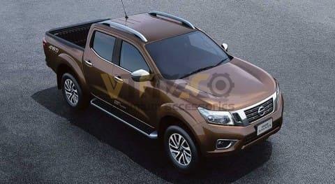 Thanh giá nóc bán tải Nissan Navara