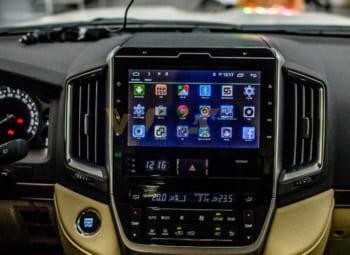Màn hình đầu DVD android ô tô