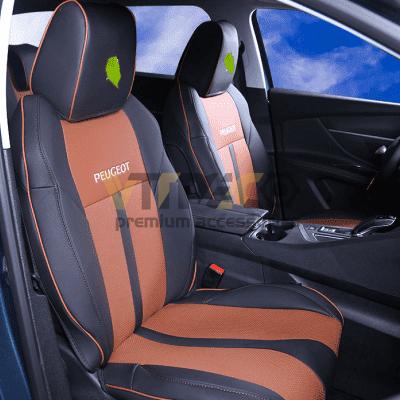 Áo ghế da ô tô Peugeot 3008 và Peugeot 5008 cao cấp 6