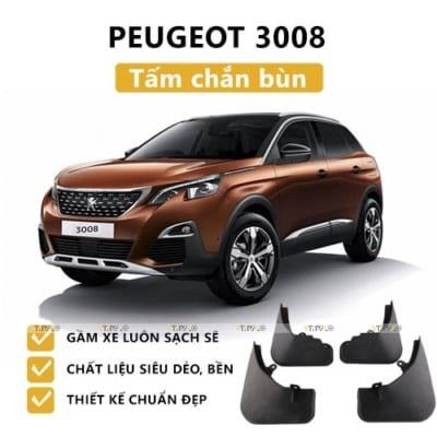 Chắn Bùn Ô Tô Peugeot 3008