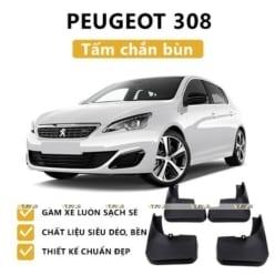 Chắn Bùn Ô Tô Peugeot 308