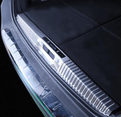 Chống Trày Cốp Trong Peugeot 5008