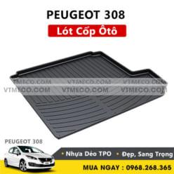 Lót Cốp Peugeot 308