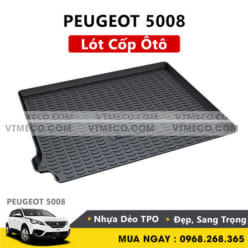 Lót Cốp Peugeot 5008