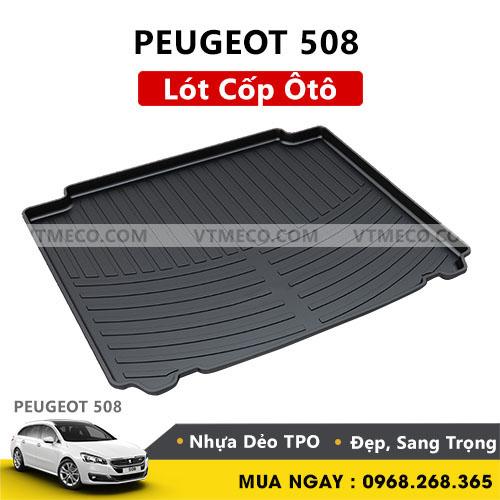 Lót Cốp Peugeot 508