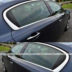 Nẹp Viền Chân Kính Peugeot 508