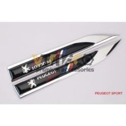 Nẹp Sườn Trang Trí Peugeot 1