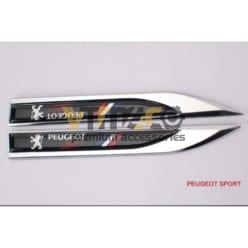 Nẹp Sườn Trang Trí Peugeot