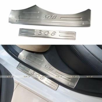 Ốp Bậc Chân Trong Peugeot 308