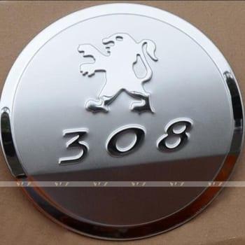 Ốp Nắp Xăng Peugeot 308