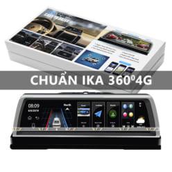 Camera 360 Độ Ô Tô IKA 4G