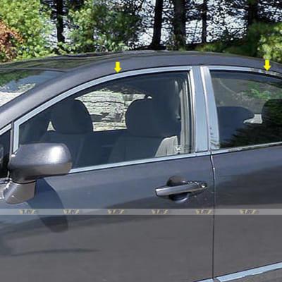 Nẹp Viền Cong Kính Honda Civic