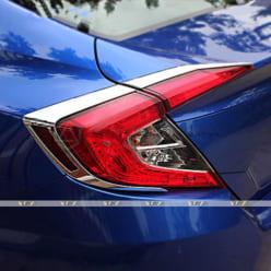 Ốp Viền Đèn Hậu Honda Civic
