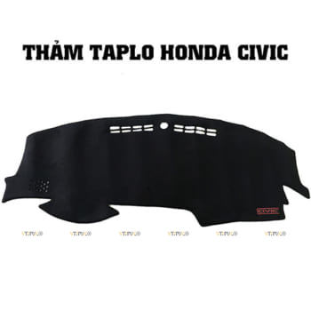 Thảm Taplo Honda Civic