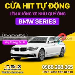 Độ Cửa Hít Ô Tô BMW