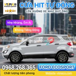 Độ Cửa Hít Ô Tô Ford Ecosport