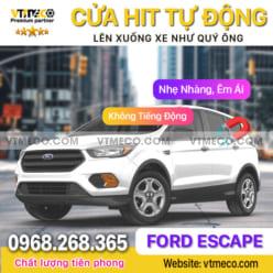 Độ Cửa Hít Ô Tô Ford Escape