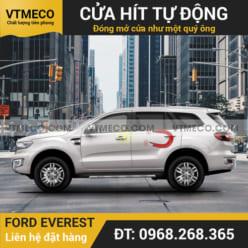 Độ Cửa Hít Ô Tô Ford Everest