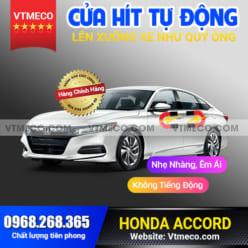 Độ Cửa Hít Ô Tô Honda Accord