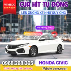 Độ Cửa Hít Ô Tô Honda Civic