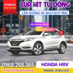 Độ Cửa Hít Ô Tô Honda HRV