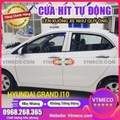 Độ Cửa Hít Ô Tô Hyundai Grand i10