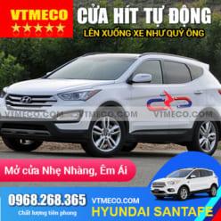 Độ Cửa Hít Ô Tô Hyundai Santafe