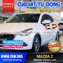 Độ Cửa Hít Ô Tô Mazda 2