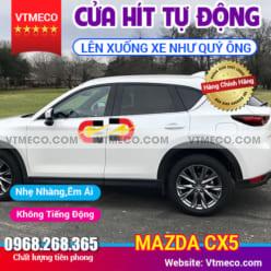 Độ Cửa Hít Ô Tô Mazda CX5