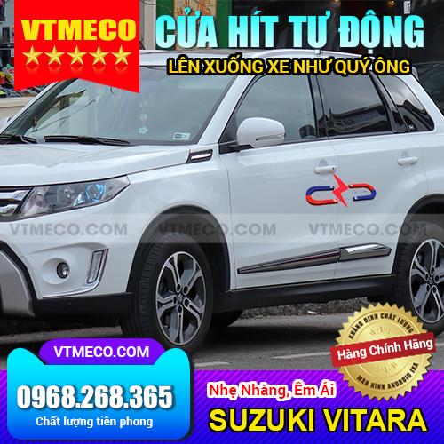 Độ Cửa Hít Ô Tô Suzuki Vitara